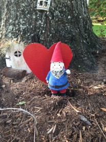 Gnome is Where the Heart Is
